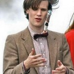 The 11th Doctor Plays With His Sonic ScrewDriver